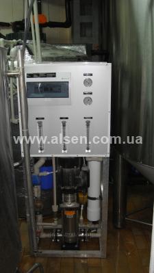 фильтры воды для пивоварни