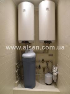 фильтры воды в коттедже