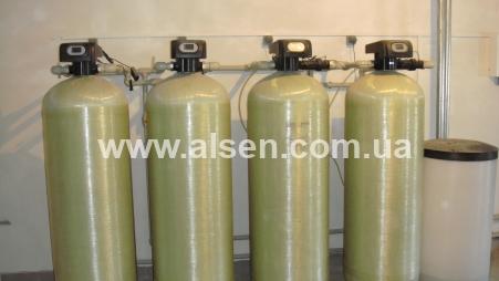 фильтры воды для котельни